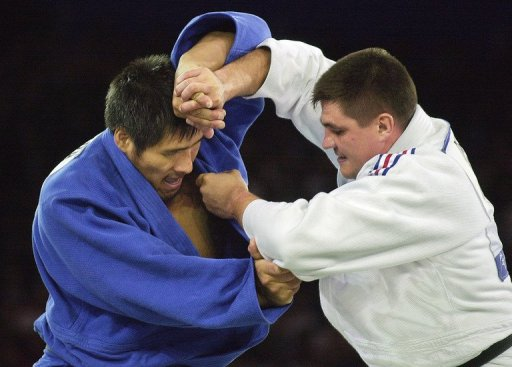 Judo - David Douillet VS Shinohara Shinichi