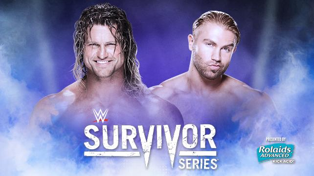 Dolph Ziggler vs. Tyler Breeze