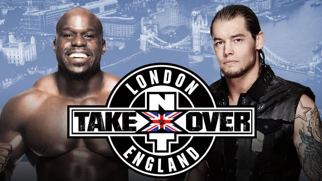 Apollo Crews vs. Baron Corbin