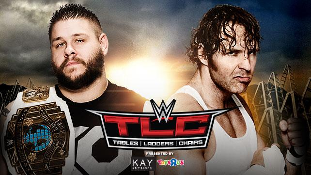 Intercontinental Champion Kevin Owens vs. Dean Ambrose