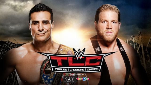 United States Champion Alberto Del Rio vs. Jack Swagger (Chairs Match)