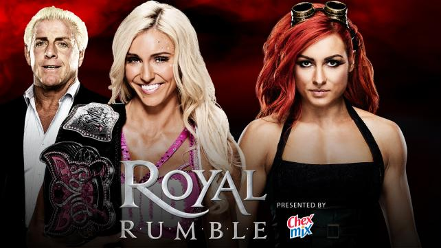 Divas Champion Charlotte vs. Becky Lynch