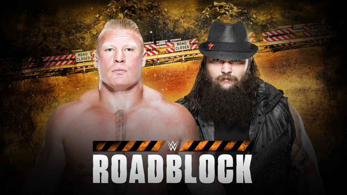 Brock Lesnar vs. Bray Wyatt