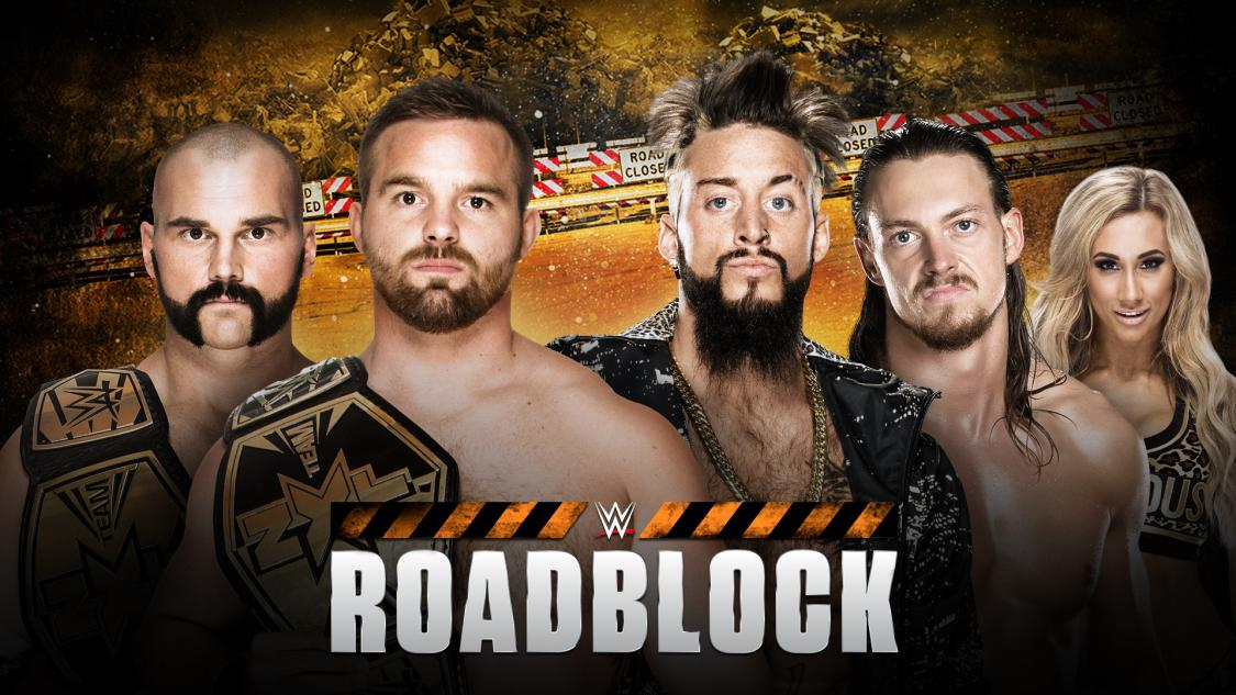 NXT Tag Team Champions The Revival vs. Enzo Amore & Colin Cassady