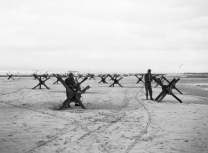 D-Day-Beach-Obstacle-Czech-Hedgehog