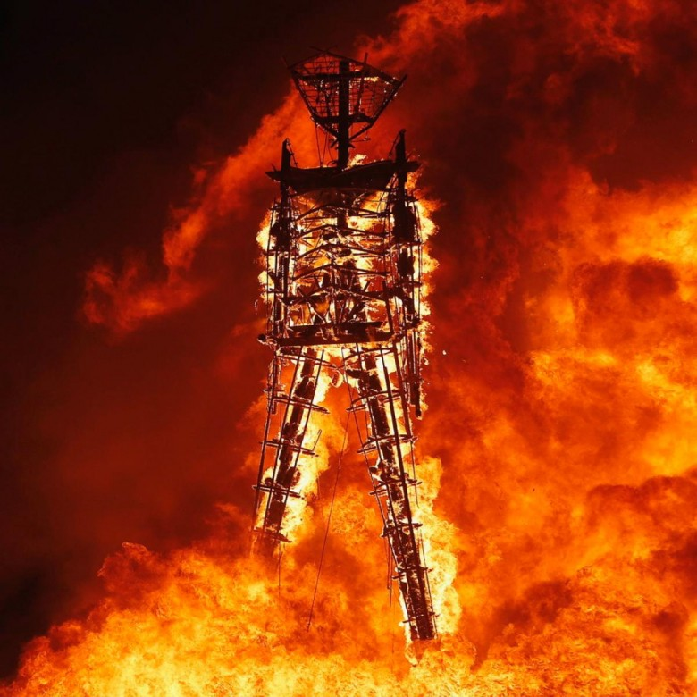 man-burns-burning-man-2013-arts-music-festival-black-rock-desert-nevada