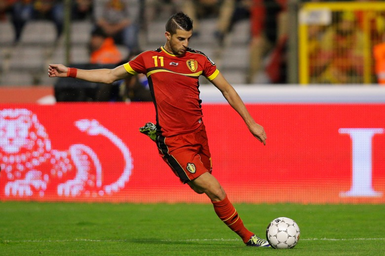 Belgium v Wales - FIFA 2014 World Cup Qualifier