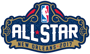 all star logo nola