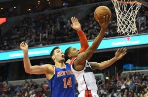 knicks - wizards