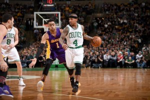lakers - celtics