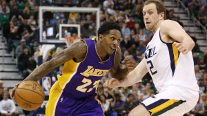 lakers - jazz