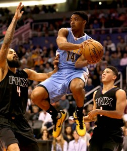 nuggets - suns
