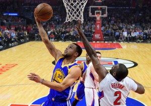 warriors - clippers