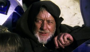 alec guiness - star wars