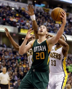 jazz - pacers