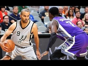 kings - spurs