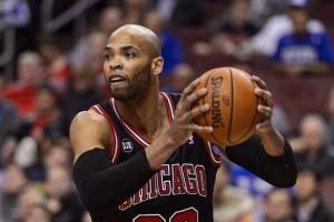 NBA: Chicago Bulls at Philadelphia 76ers