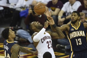 cavaliers - pacers
