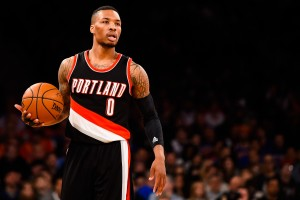Portland Trail Blazers v New York Knicks