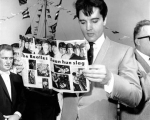 elvis & beatles