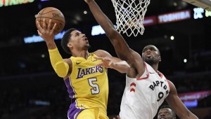 Raptors - Lakers