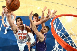Phoenix Suns v New York Knicks