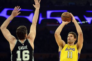 Spurs - Lakers 2