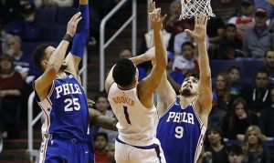 sixers - suns