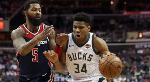 wizards - bucks