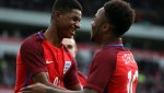 Sterling y Rashford