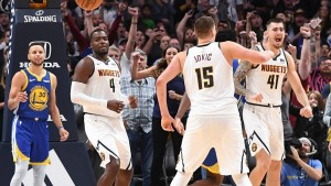 Nuggets Warriors